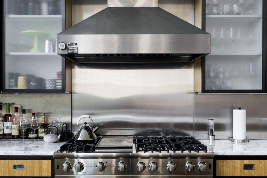 キッチンの換気扇